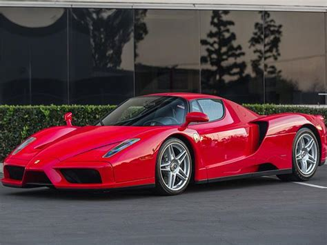 The Asking Price For This Ferrari Enzo Is Insane