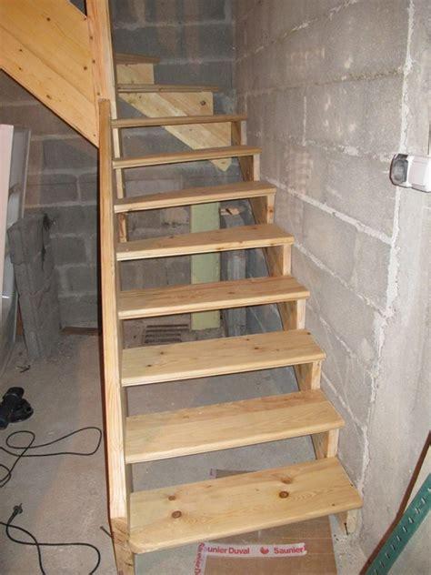 construire un bureau en bois construire escalier en bois 28 images construire un