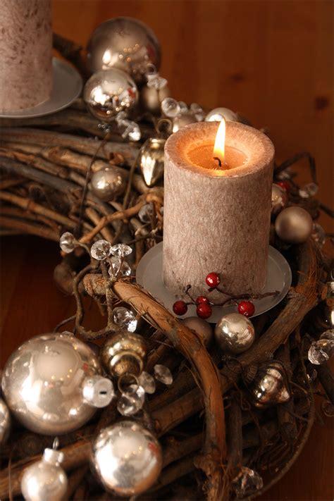 Adventskranz Ohne Tannengrün by Advent Advent Adventskranz Diy Sch 214 Nallerliebst
