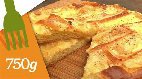 tarte au maroilles 100 ch ti 750 grammes