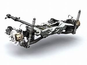 2007 Ford Edge Suspension   Pic    Image