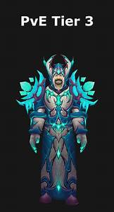 Transmogrification Mage PvE Tier 3 Set WoD 612 Icy Veins