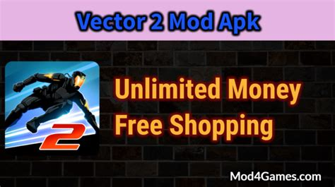Download vector mod unlimited money apk | mairacwimbprom