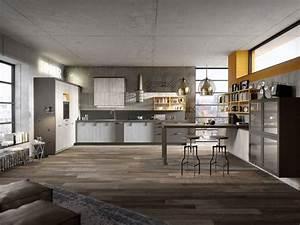 cucine soggiorno open space spazi dinamici e With cucine soggiorno open space