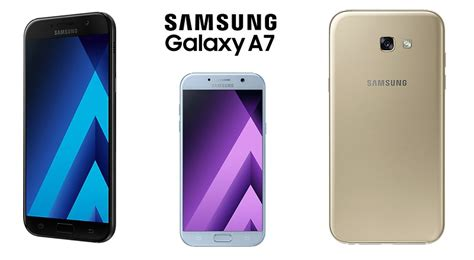 samsung galaxy a7 2017 details launch price in nepal