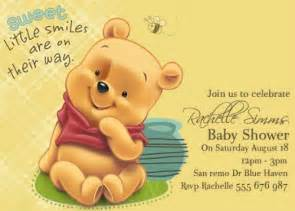 Invites For Baby Shower how to plan a winnie the pooh baby shower baby shower