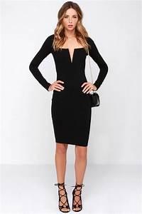 Robe Pour Mariage Chic : la robe noire chic 45 mod les que l 39 on r ve d 39 avoir ~ Preciouscoupons.com Idées de Décoration