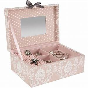 Boite à Bijoux Fille : boite a bijoux pas cher gifi boite a bijoux fille pas cher ~ Teatrodelosmanantiales.com Idées de Décoration