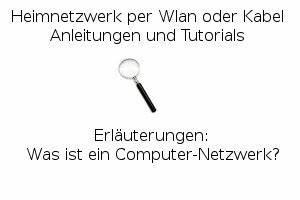 Was Ist Ein Heimnetzwerk : was ist ein computer netzwerk wlan und computernetzwerkhilfe ~ Orissabook.com Haus und Dekorationen