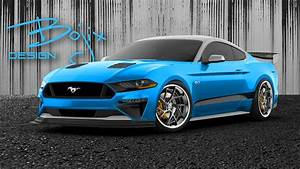 These Five Custom 2018 Ford Mustang Coupes are SEMA-Bound | Car in My Life