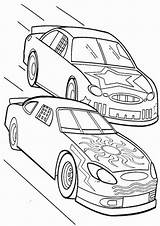 Race Pages Racing Coloring Cars Drawing Drawings Plush Getdrawings Easy Tulamama Boy sketch template