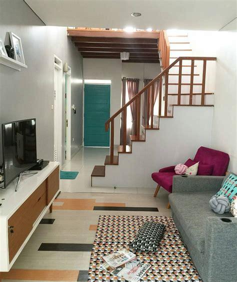 dekorasi ruang tamu  rumah sederhana desain rumah