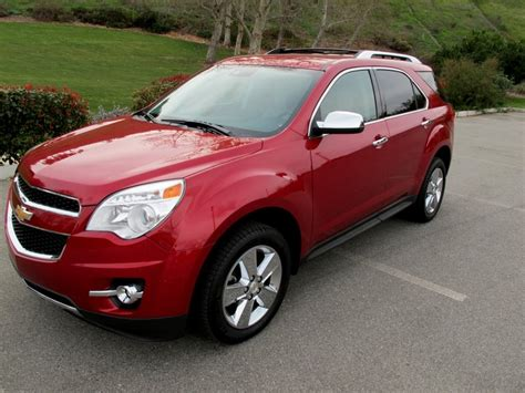 2014 Chevy Equinox Problems by 10 Best Family Suvs For 2014 Part 1 Convoy Auto Repair