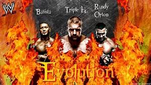 Wwe Evolution Wallpaper