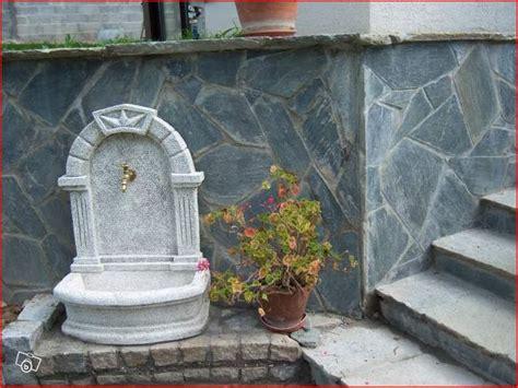 fontaines murales en fontaine murale simple le bon vivre
