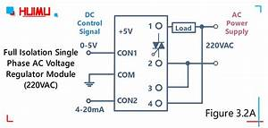 Wiring Diode Bridge Rectifier And Power Thyristor Module