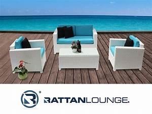 Rattanmöbel Garten Günstig Kaufen : rattanm bel lounge set weiss kaufen auf ~ Pilothousefishingboats.com Haus und Dekorationen