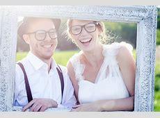 Das FotoShooting photo booth als Hochzeitsspiel