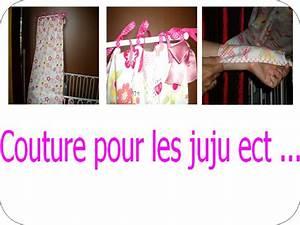 Ciel De Lit Bébé : ciel de lit pour bebe couture pour les juju ect ~ Teatrodelosmanantiales.com Idées de Décoration