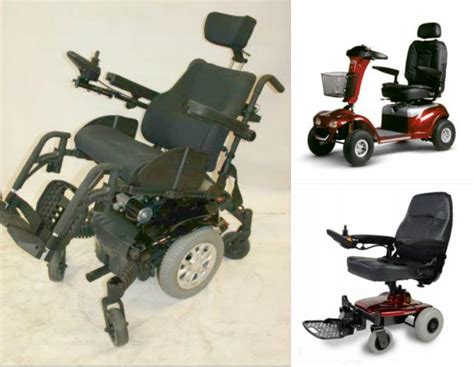 power chair vs mobility scooter which will suit my