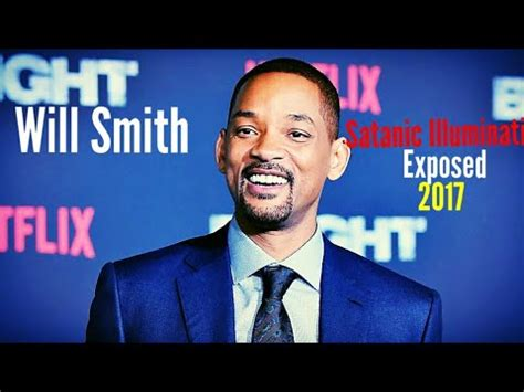 Illuminati Will Smith by Will Smith Satanic Illuminati Exposed 2017