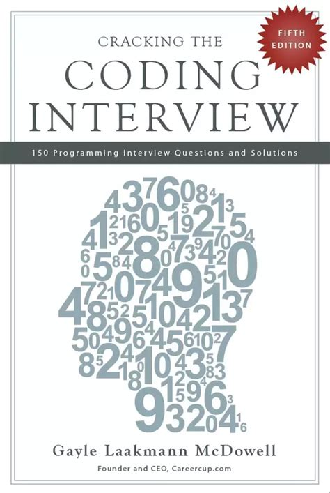crack the coding interview 5th epub