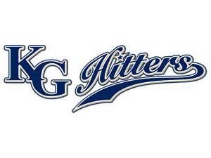 website logo design kg hitters tirapelli design