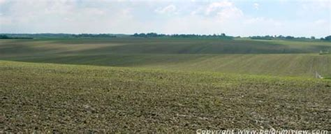 Landscape of Waterloo battlefield WATERLOO picture