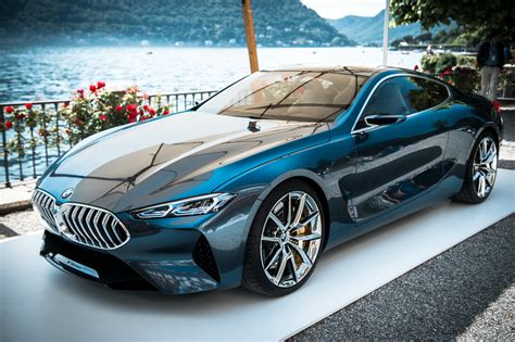 bmw 8 series concept looks even better the italian sun 32 carscoops