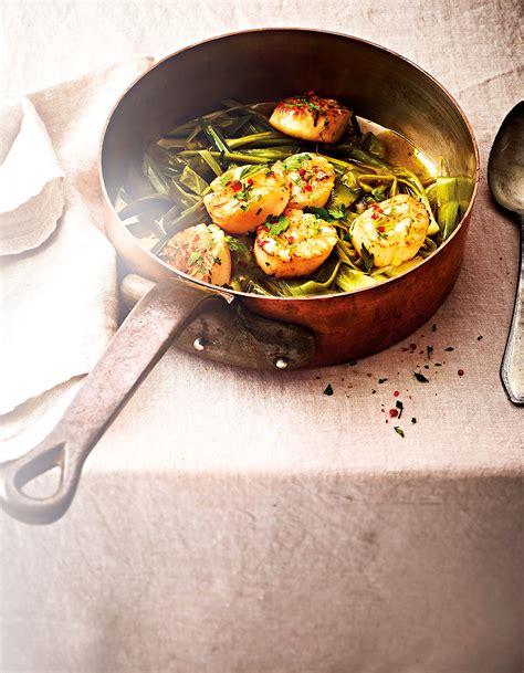 recettes de cuisine noel jacques flambées pour 4 personnes recettes