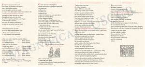 Magnificat The Magnificat Pew Cards - Medium Size
