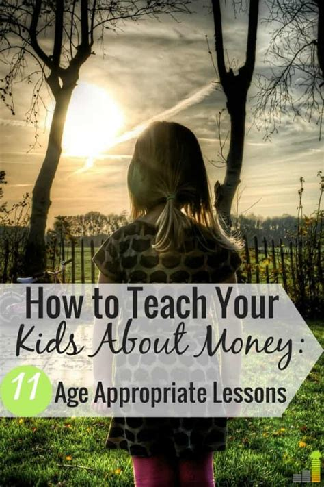 So the credit card is a no go. 11 Important (Age Appropriate) Money Lessons You Can Teach Your Kids - Frugal Rules