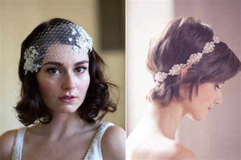 Wedding For Short Hair : 16 Romantic Wedding Hairstyles For Short Hair