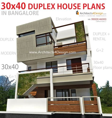 house construction plans 30x40 house plans in bangalore for g 1 g 2 g 3 g 4 floors