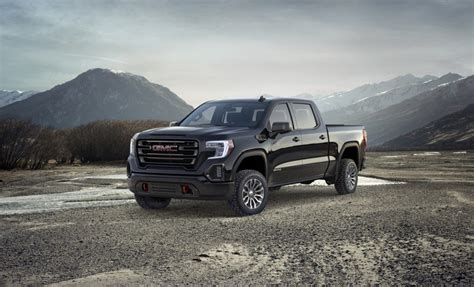 2019 Gmc Sierra At4 Brings The Offroad Goodness Gm
