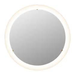 miroir salle de bain eclairage integre storjorm miroir avec 233 clairage int 233 gr 233 ikea