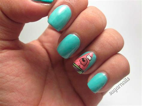 tumblr s nail art year in review 2013 with original