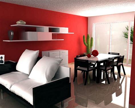 casa rojo inspiracion de diseno de interiores