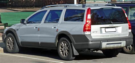 volvo station wagon volvo xc70 2000 2007 aerpro