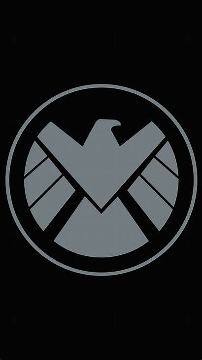 Marvel Shield Phone Wallpapers Mobile Iphone Avengers