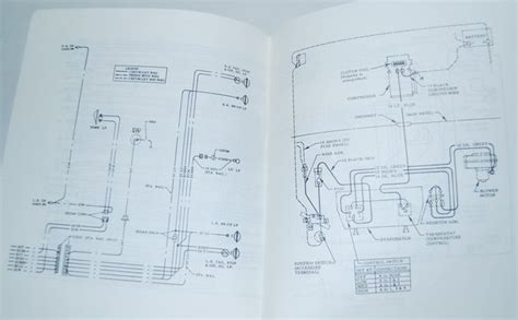 Wiring Diagram 66 Chevelle by 66 1966 Chevelle El Camino Electrical Wiring Diagram