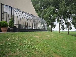Serre Fer Forgé : serre monter soi m me en fer forg avec toiture en arc ~ Teatrodelosmanantiales.com Idées de Décoration