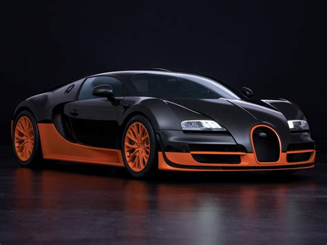 Bugatti Veyron Super Sport Specs & Photos