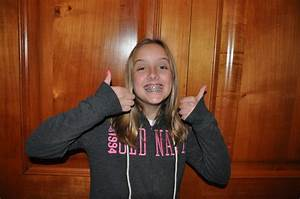 Addison starts 7th grade with 2 thumbs up! | The King Family