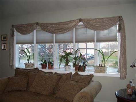 1000+ Ideas About Bow Window Treatments On Pinterest Bow