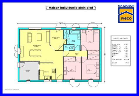 plan de maison avec cuisine ouverte plan maison cuisine ouverte