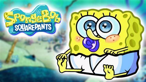 bob esponja bob esponja bebe videojuego bob esponja