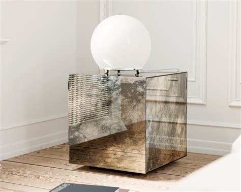 Antiqued Mirror Nightstand. Handmade Sidetable Made With Kitchen Pantry Slide Out Drawers Honey Can Do Double Door Wardrobe With Two Instructions Drawer Liners Spotlight Add On For Desk Plastic Storage Clothes Australia Alex Singapore Sea Themed Pulls Spray Painted