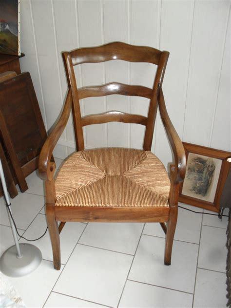 fauteuil ancien paill 233 224 vendre le blog de jadis