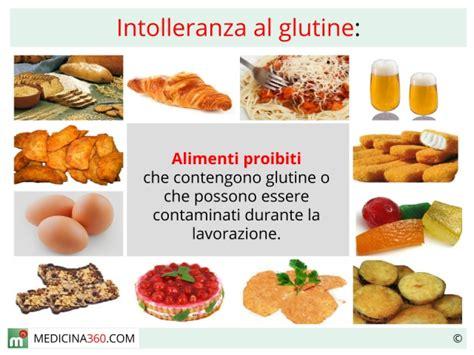 intolleranza al glutine sintomi  diagnosi cosa mangiare